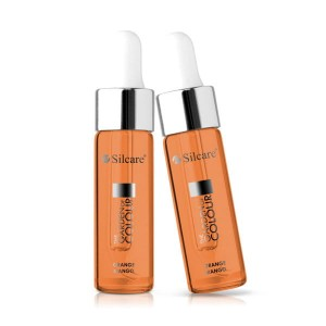 Silcare Oliwka do paznokci i skórek The Garden of Colour z pipetą Mango Orange 15ml