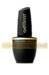 Żel UV gel Finish nabłyszczający Exellent Easy Vanish Sealer  15 g - ml